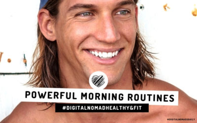 The power of morning routines with nomad Michael Saukulak