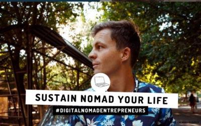 5 Digital Nomads Lifestyle Tips with YouTuber Jordan Simons