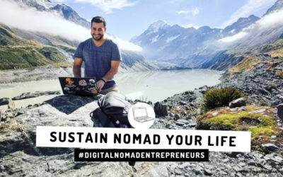 Meet Globetrotter Dean. A talk about his Digital Nomad Lifestyle