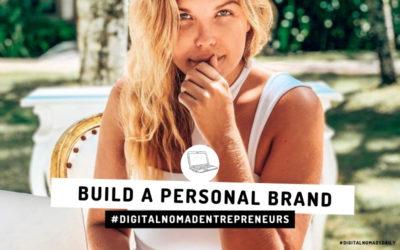 Personal Branding tips with nomad Virginia Salas Kastilio